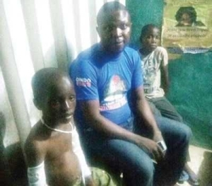 Horror! Man Breaks His 8-year-old Son
